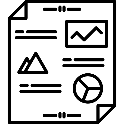 Logo of paper with information