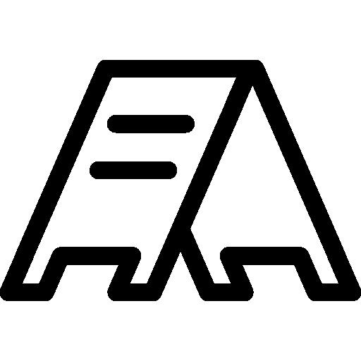 Standee logo